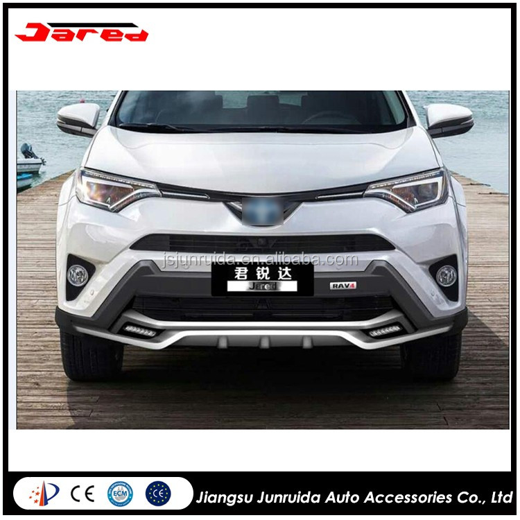 Professional front bumper position sir body kit with CE certificate for toyota for RAV4