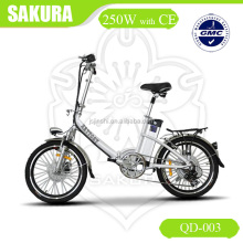 aluminum alloy 24v 250w 36v 350w foldable electric bike