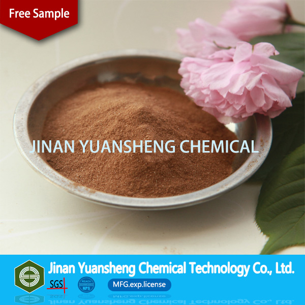 Chemical shandonng calcium lignosulfonate for hot sale best calcium lignosulphonate price