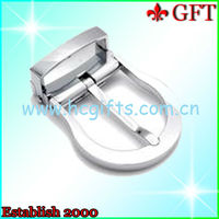 Customized zinc alloy metal buckles for belts in china