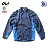 Spring Polyester Windproof sports wear for men