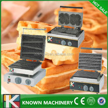 110v 220v electric lolly waffle maker/professional waffle making machine