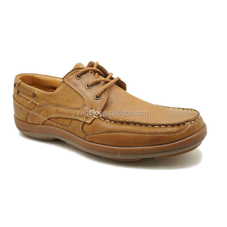 OEM welcome factory resource men casual shoe manufactuer