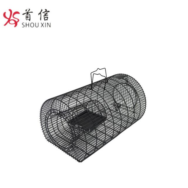 Live Catch No Poison Rat Cage Trap Reusable Rodent Cage