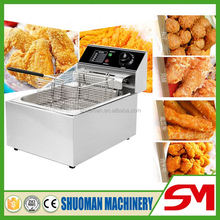 Stainless steel and durable fryer conveyor