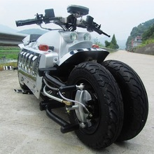 RUNSCOOTERS 2018 newest Dodge Tomahawk high speed gasoline motorcycle 150cc