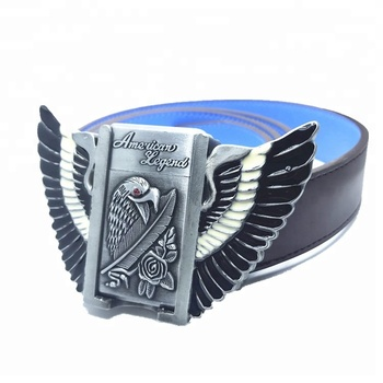 High quality alloy buckles with custom logo for coat belt