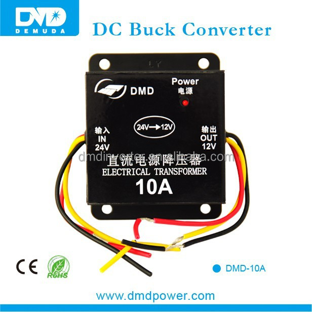 Professional manufacture 10A DC-DC width regulated buck/boost converter
