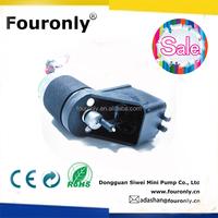 Foronly PM100 Super Quiet DC brush motor Mini Vacuum Water Pump