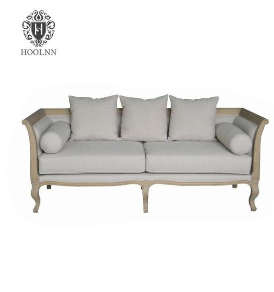 Home French Country Antique Style Sofa Furniture Design HL328