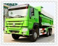 SINOTRUK urban construction truck for sale