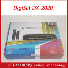 DigiSat DX-2020 Digital DVB-S2 MPGE4 Full HD FTA Satellite TV Receiver with biss can open tv3 channels for Africa