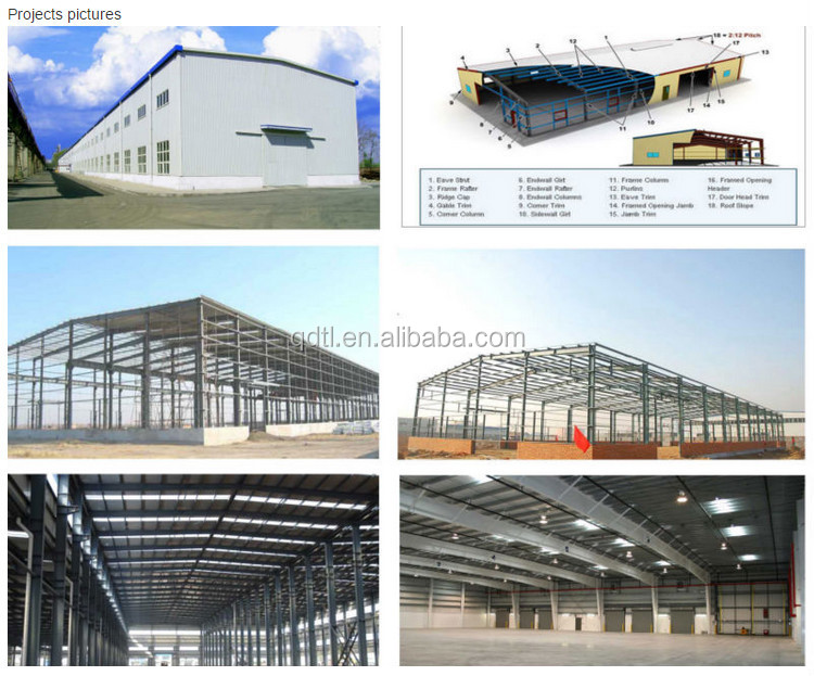 China low cost school building projects for sale