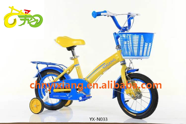 children bicycle/Kids Bicycle Boy BMX 12 16 20 inch Color Bike