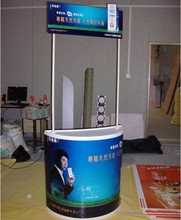 Podium Table Counter Stand Advertising Table promotion table
