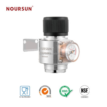 Dioxide regulator/carbon Dioxide mini pressure regulator