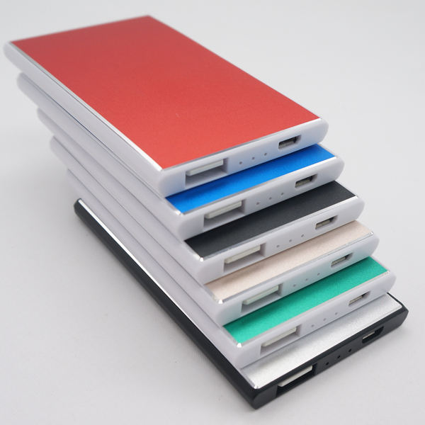Plastic portable power bank made in China