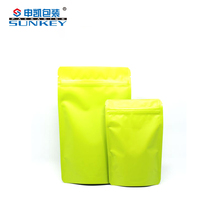 Solid reputation biodegradable stand up pouch bag