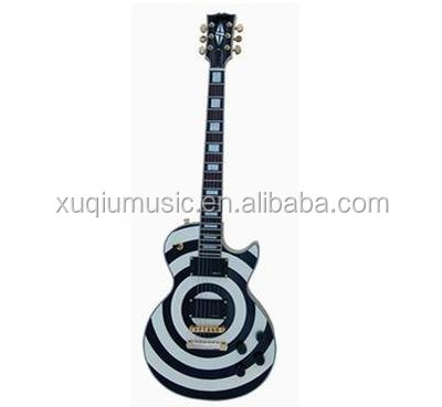 Hot sale electric guitar with bags