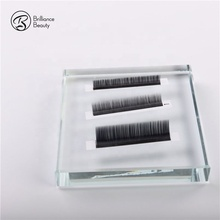 All curl 0.15mm 0.20mm 0.25mm <strong>flat</strong> best sell false eyelashes reusable