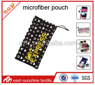 DH-TS0086_Full Color Printed Customized Microfiber Pouch for Sunglasses