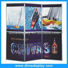 Collapsible Folding Panel Trade Show Presentation Exhibit Display Backdrop Booth backdrop banner stand