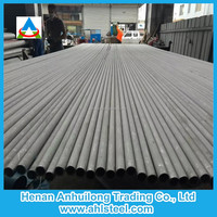 Stainless steel pipe for food industry, construction, upholstery and industry instrument clay pot