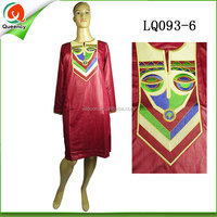 cheap african women kaftan ladies red africa dresses evening clothing
