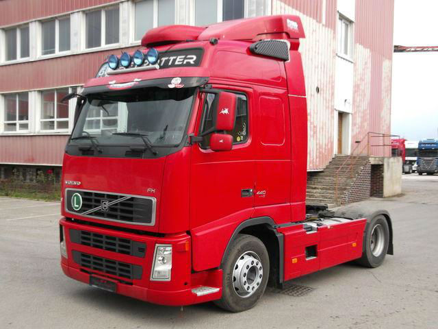 2007 VOLVO FH-440
