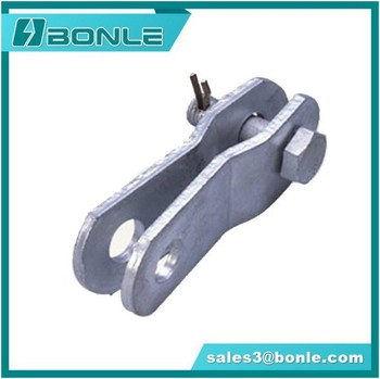High Quality Electric Power Fitting Parallel Clevis Eye