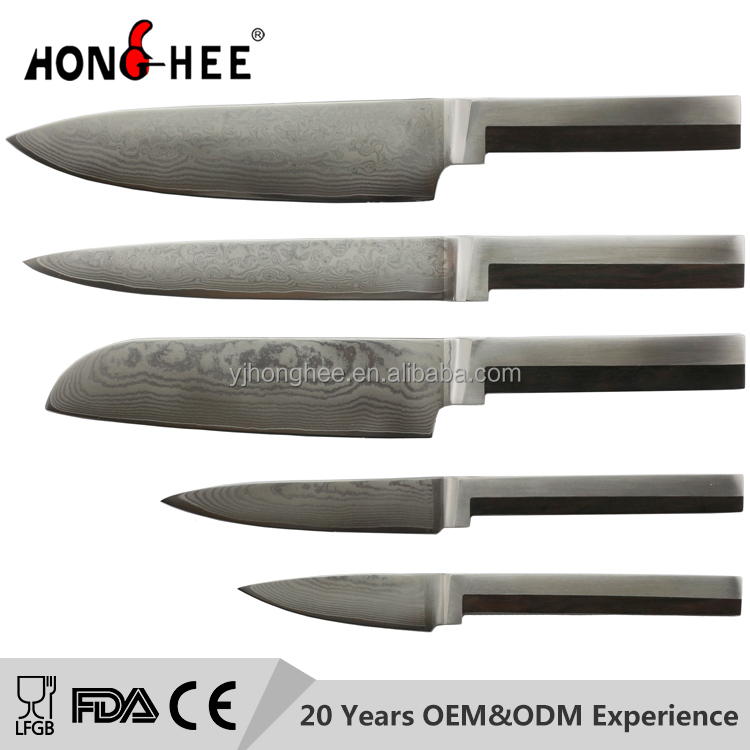 King Knife Set Japanese VG10 Cookware Kitchen 67 Layers Damascus Knife Set