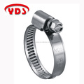 German Type Stainless Steel Hose Clamp With 9mm Bandwidth