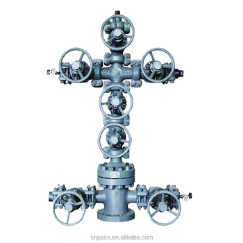 API 6A wellhead and christmas tree from CNPS PETRO EQUIPMENT CO., LTD.