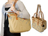 Shopping big eco business polyester shoulder handbags with case card holder gift items women bag