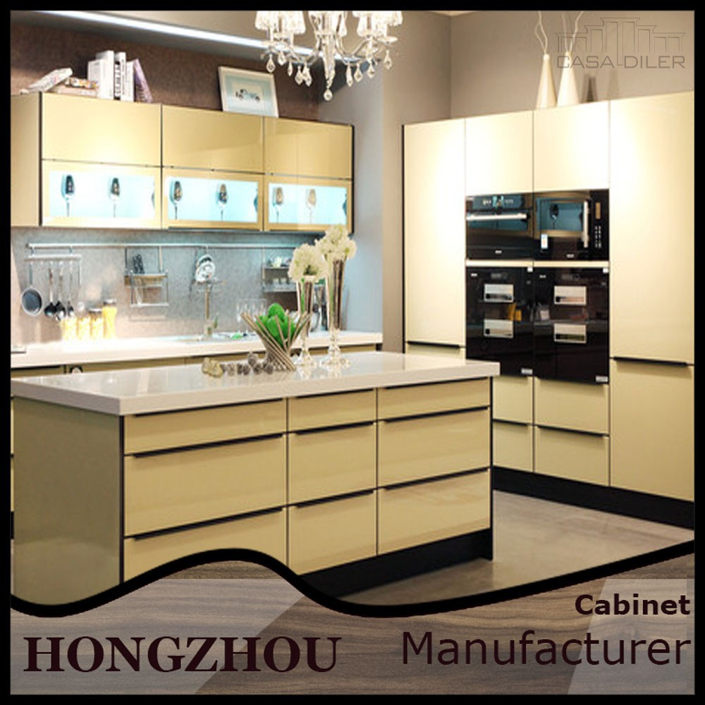 Popular High End Knock Down Kitchen Cabinets Modern   Buy Kitchen Cabinet  Modern,Kitchens,High End Knock Down Kitchen Cabinets Product On Alibaba.com
