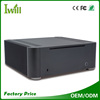 Wholesale computer cases MPC-T8 mini chassis fanless pc