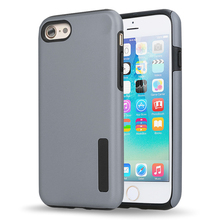 Guangzhou solid color frosted cell phone case,tpu accessories mobile phone case for iphone 6plus