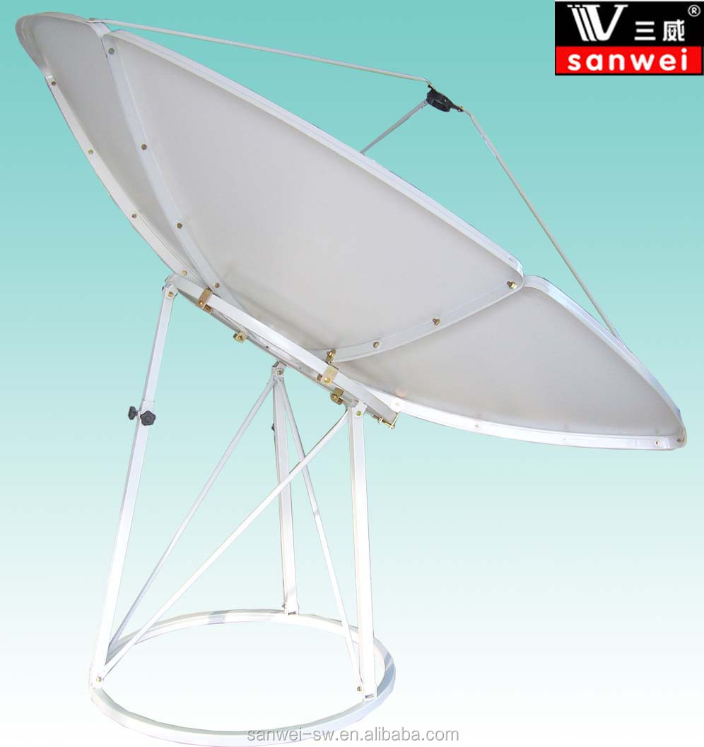 c band 180cm tv dish satellite antenna