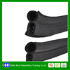 trunk lid protective rubber gripping seal strip