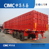 CIMC Wing Open Van Semi Trailers for sale