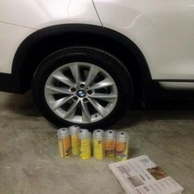 Hot! Peelable flexible rubber coating ,spray liquid paint film for car protective