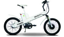 yellow electric tricycle -hot sales Europe model electric bicycle