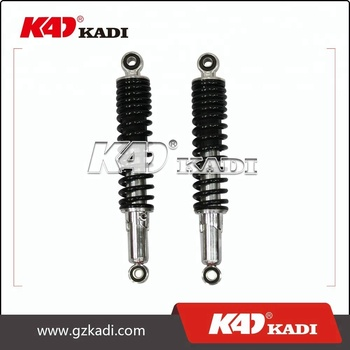 Motorcycle Spare Parts Motorcycle Accessories Rear Shock Absorber / damper For AX-4/AX 100-2