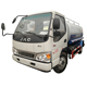 stainless steel 4x2 2t Small Road Water Sprinkler tank truck