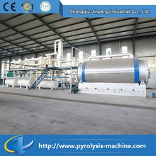 Cheap waste medical refuse to oil pyrolysis equipment new condition