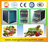 2015 hot sale factor offering commercial stainless steel 10 layers food dehydrator machine for home