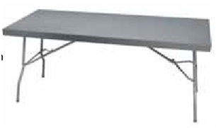 Rectangular Steel Table