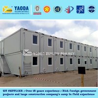 Yaoda Modern Prefabricated Container Hotel Design