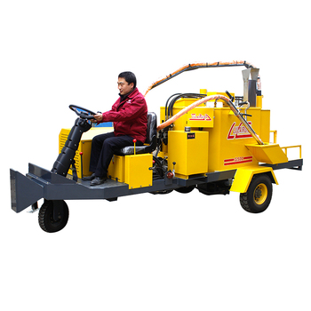 truck mounted joint sealing machine pavement crack sealing machine highway crack floor crack reactor machine