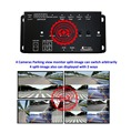 360 Degree Full Views Car Parking Video Recording(DVR) & Video Monitoring System 4 Split Image Screen Switch Box
